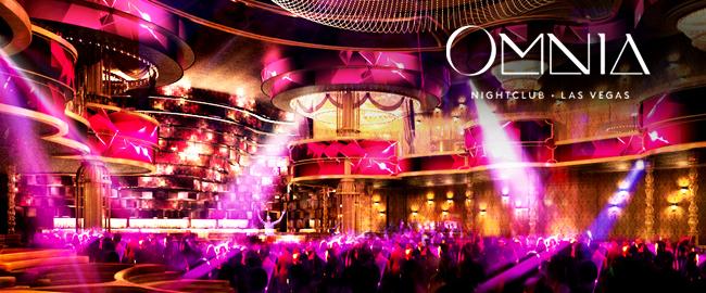 Las Vegas Omnia Nightclub
