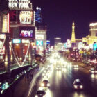 Instagram pic of Las Vegas