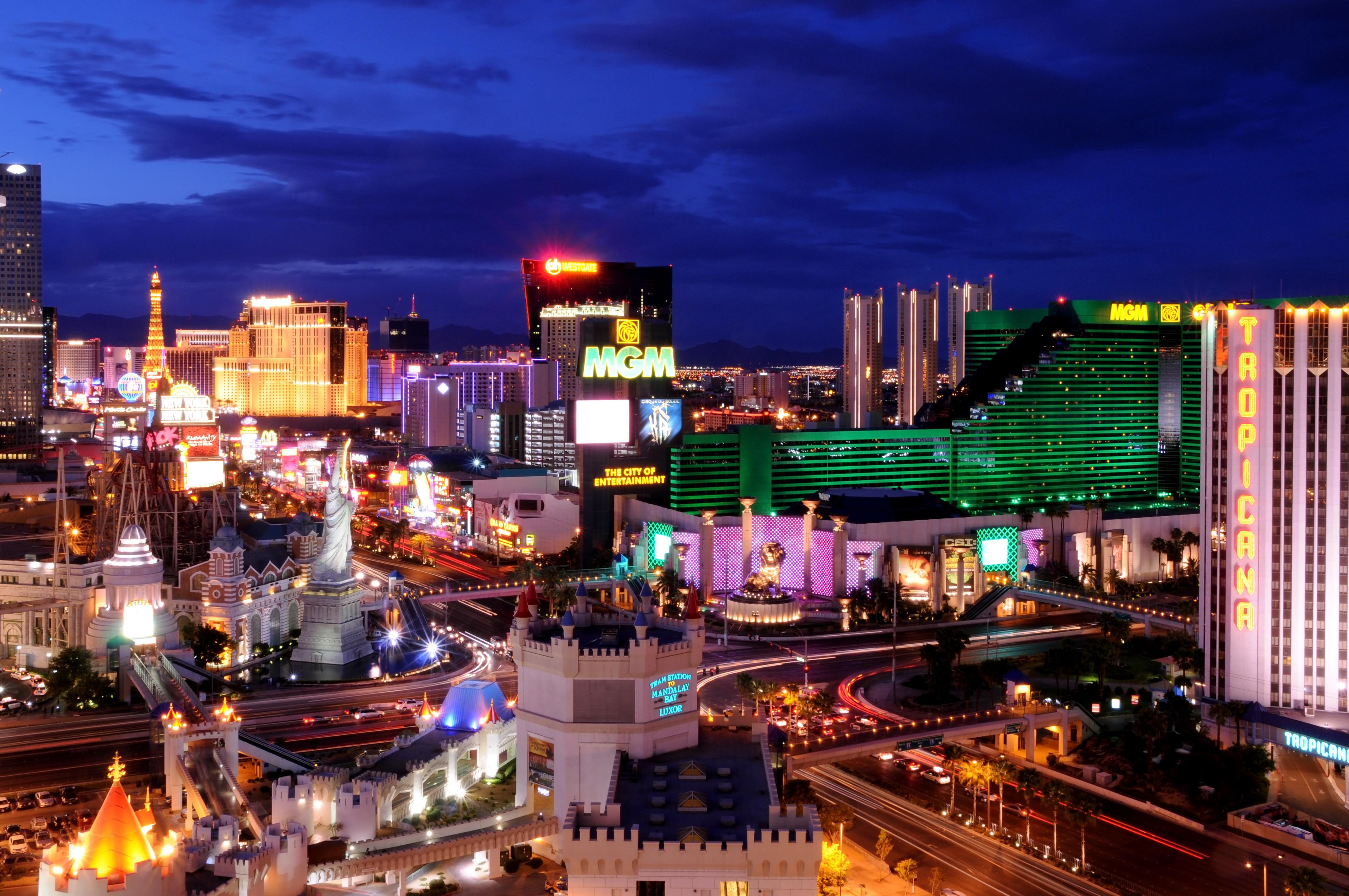 Vegas Concert Schedule 2013