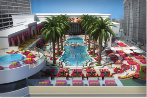 Drais Pool Layout