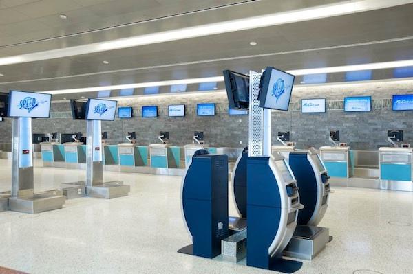 New Las Vegas Airport Terminal Opening!