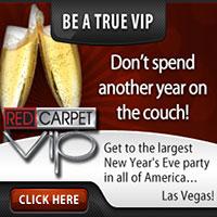 New Years Eve Las Vegas Style!
