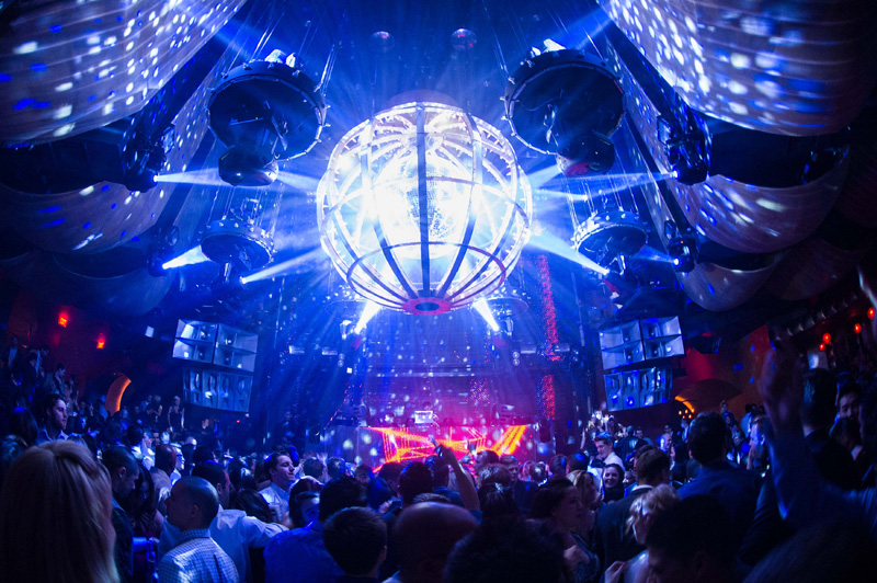 Marquee-Nightclub
