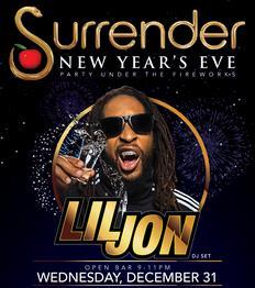 Surrender NYE 2015